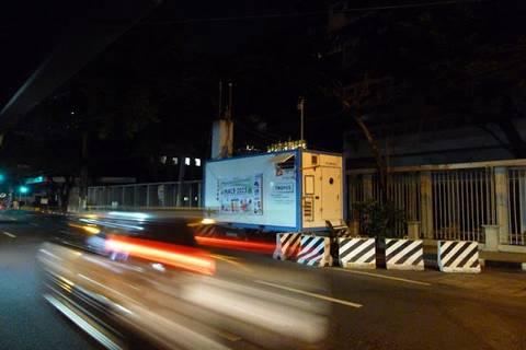 29.05.15: Auch Nachts ist der Lärm ...