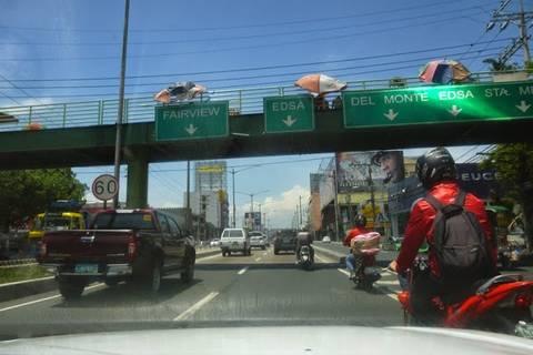 25.05.15: … über mehrspurige Stadtautobahnen