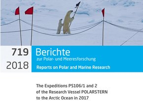 """Macke, A. & Flores H. (2018): """"The Expeditions PS106/1 und 2 of the Research Vessel POLARSTERN to the Arctic Ocean in 2017"""""""
