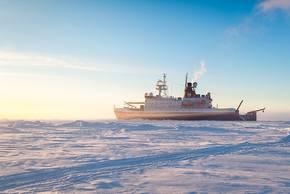 MDR-Sachsenspiegel & MDR-Radio-Sachsen berichten über die Expedition der Polarstern ins Eis der Arktis. Archivfoto: Alfred-Wegener-Institut / Stefan Hendricks