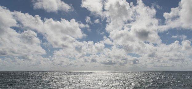 Der Ozean, unser Klima und Wetter. Wo und wie forscht TROPOS dazu?
