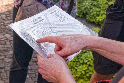 ... und wie sie diese Messungen durch Ruß-Messungen ergänzt haben.