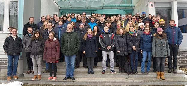 "Scientists of DFG-CRC ""Arctic Amplification"" meet in Leipzig"