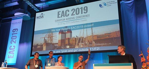 TROPOS auf der EAC 2019