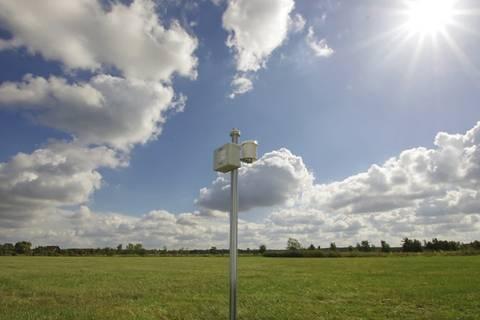 Wirkung von Wolken auf Strahlung & Klima (Foto: Patric Seifert, TROPOS)