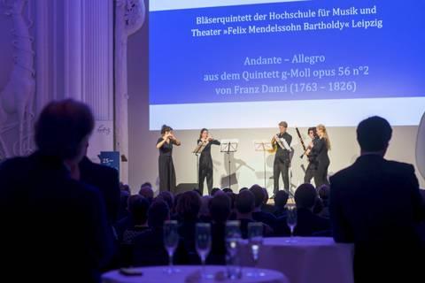 Bläserquintett der Hochschule für Musik und Theater »Felix Mendelssohn Bartholdy« Leipzig