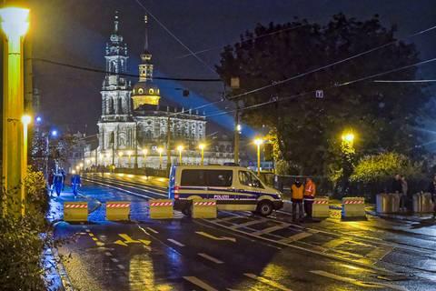 #TdDE16: Drei weitgehend fröhliche Tage trotz höchster Sicherheitsstufe. Foto: Tilo Arnhold, TROPOS