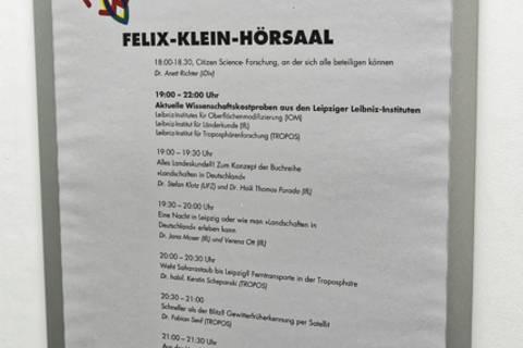 """Vortragsreihe """"Leibniz-Themenwelten"""""""
