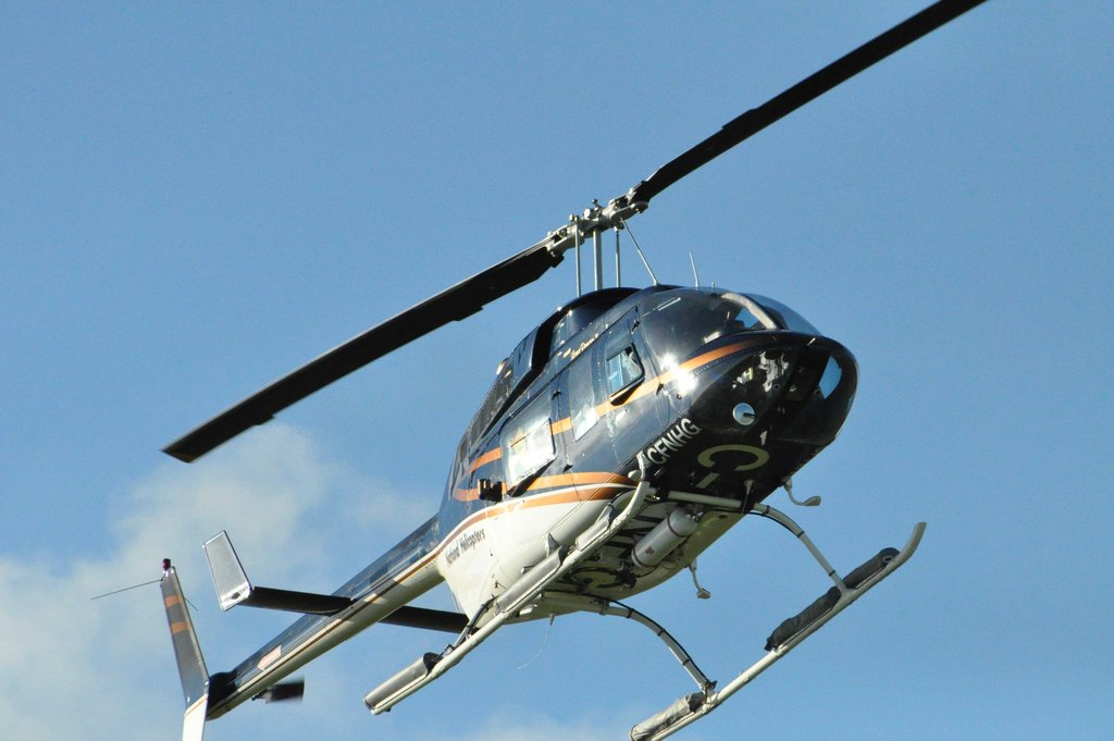 BELL 206LR (LongRanger) from National Helicopters (Canada)