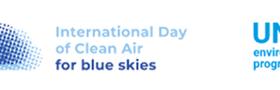 International Day of Clean Air for blue skies. Quelle: UN