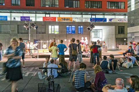 Impressionen von der Langen Nacht der Wissenschaften am Augustusplatz. Foto: Tilo Arnhold, TROPOS