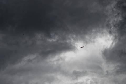 ... und verschwindet schnell in der Höhe. Foto: Tilo Arnhold/ TROPOS