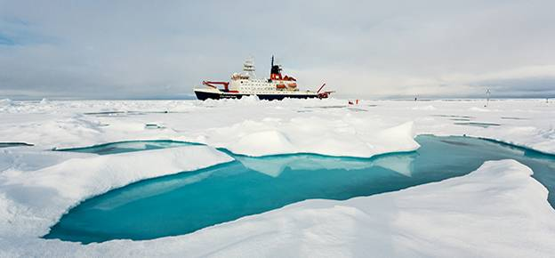 Press release: Arctic climate in the focus
