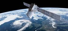 """Aeolus"" is to create vertical wind profiles by 2021 using a modern and powerful laser system. Graphic: ESA/ATG medialab"