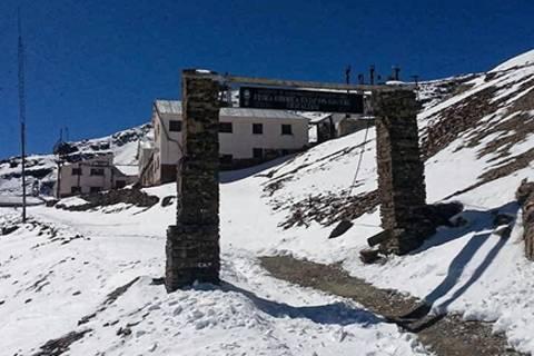 Höchste Atmosphärenmesstation der Welt: Chacaltaya in Bolivien