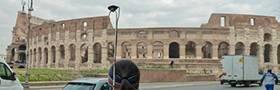 """""""CARE"""" untersucht ultrafeine Luftverschmutzung & Ruß in Rom"""