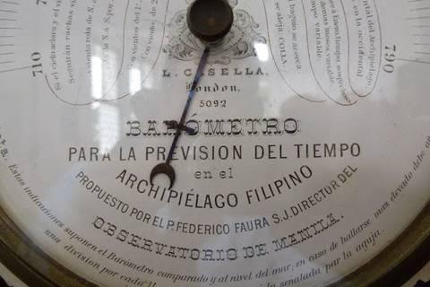 12.05.15: Das Manila Observatory wurde vor über 150 Jahren von Jesuiten zur Wetterbeobachtung gegründet.