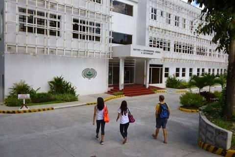 13.05.15: Zu Besuch an der University of the Phillipines, Abteilung Geowissenschaften