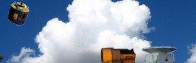 ICOS - Integration von Wolkenbeobachtungen vom Boden und vom Weltraum – ein Weg zur Kombination von Zeit- und Raum-Information