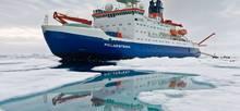 RV Polarstern. Photo: Alfred-Wegener-Institut/Mario Hoppmann