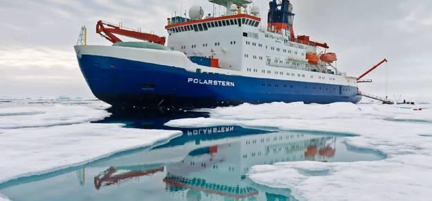 """DMG-Weiterbildungsveranstaltung """"Arktische Klimaveränderung"""""""