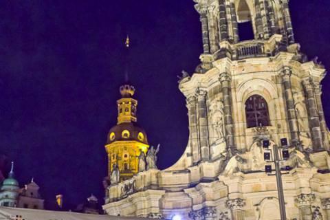 Tag der Deutschen Einheit in Dresden. Foto: Tilo Arnhold, TROPOS
