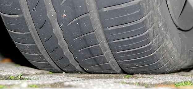 """""""Alles Wissen"""" zum Thema Reifenabrieb und Feinstaub"""