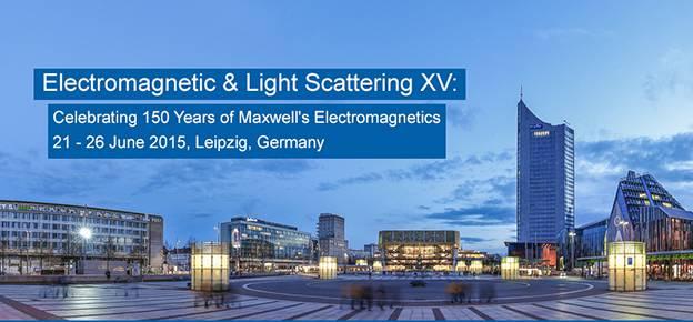 Konferenz: ELS-XV (Leipzig, 21. bis 26.06.2015)