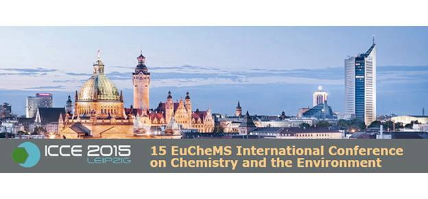 """15. EuCheMS International Conference on Chemistry and the Environment"""" (ICCE), 20.- 24. September 2015 in Leipzig (Photo: Michael Bader/LTM)"""