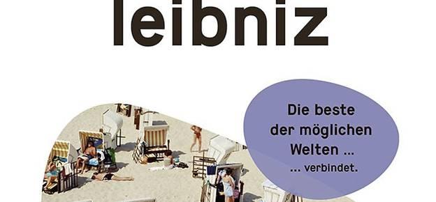 """Das Magazin der Leibniz-Gemeinschaft im neuen Gewand. Diesmal unter dem Oberthema """"Gemeinschaft""""."""