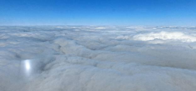 Wolken: die großen Unbekannten - ein Special von Susanne Päch auf HYPERRAUM.TV , dem deutschsprachigen Sender für Wissenschaft und Technologie (Foto: Birgit Wehner/TROPOS)