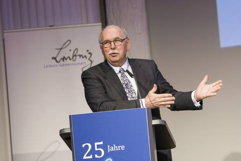 Festrede von Prof. Dr. Matthias Kleiner (Präsident der Leibniz-Gemeinschaft)
