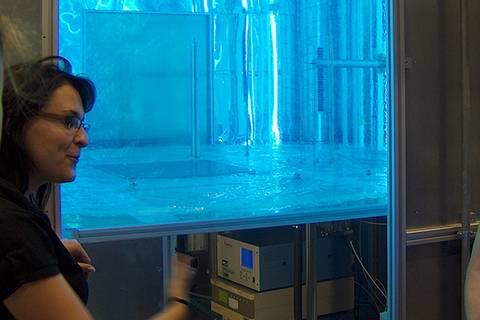 19:00/21:00 Leipziger Aerosolkammer – das doppeltes Solarium für Teilchen
