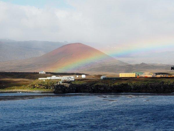 Marion Island. Foto: Markus Hartmann, TROPOS