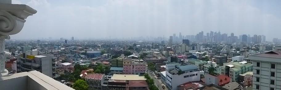 31.05.15: Sonntag früh: Die Luft ist bereits in schlechtem Zustand.