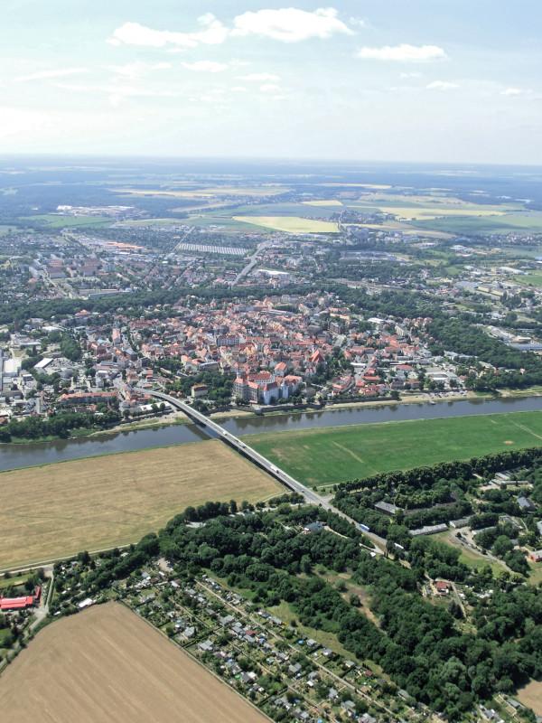 Schloß Hartenfels in Torgau. Foto: Birgit Wehner/TROPOS