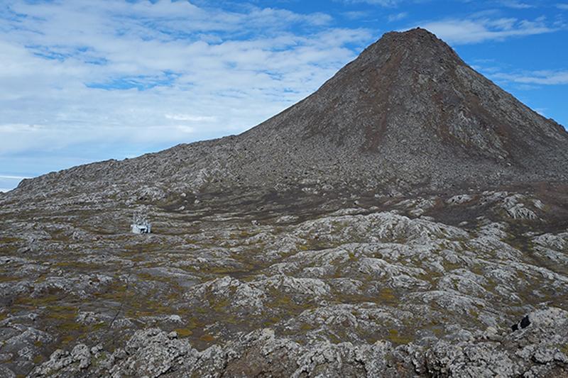 Pico Mountain Observatory. Foto: Claudio Mazzoleni, Michigan Technological University