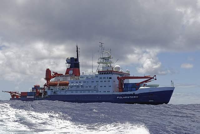FS Polarstern. Foto: Hartwig Deneke/TROPOS