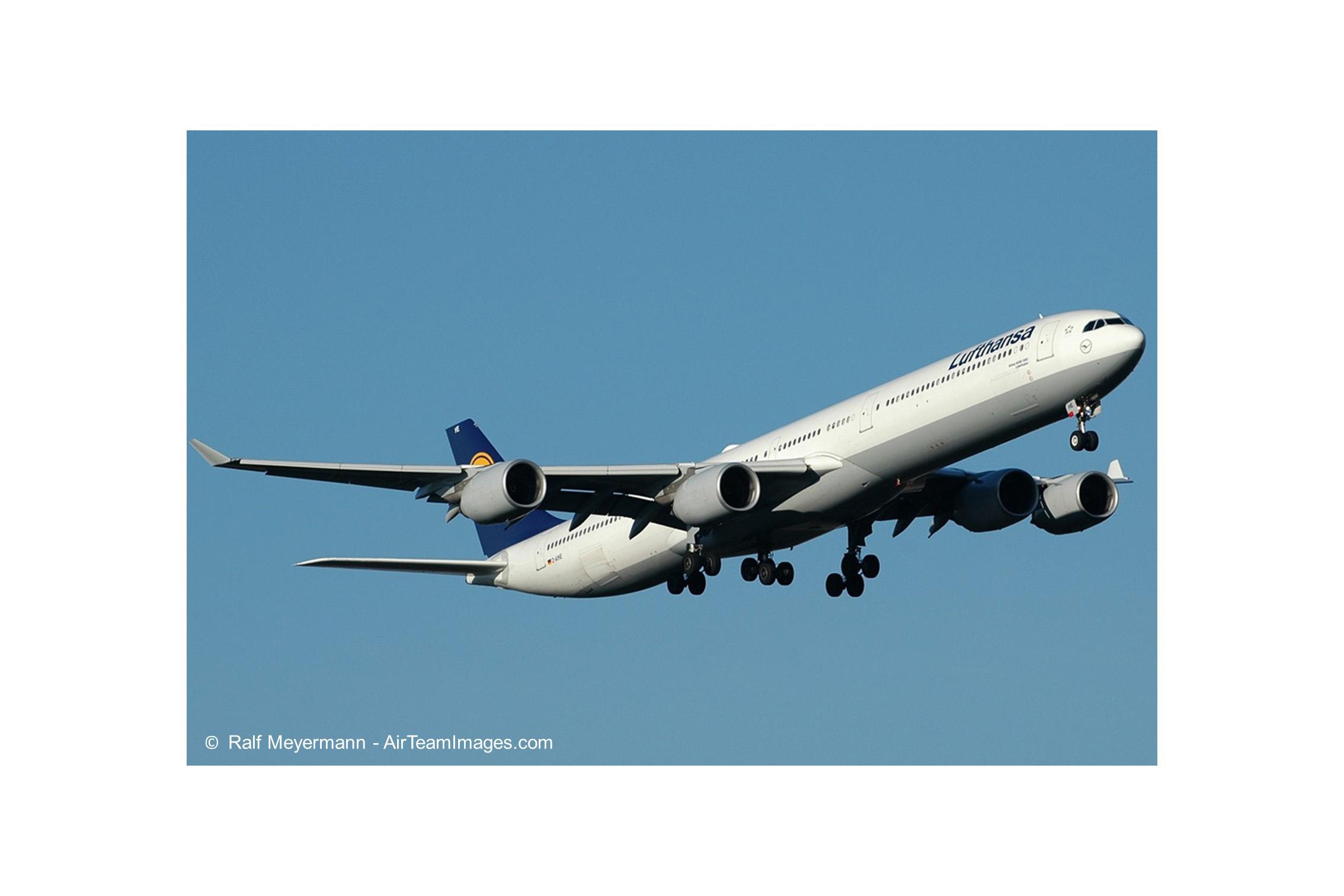 Das IAGOS-CARIBIC Flugzeug