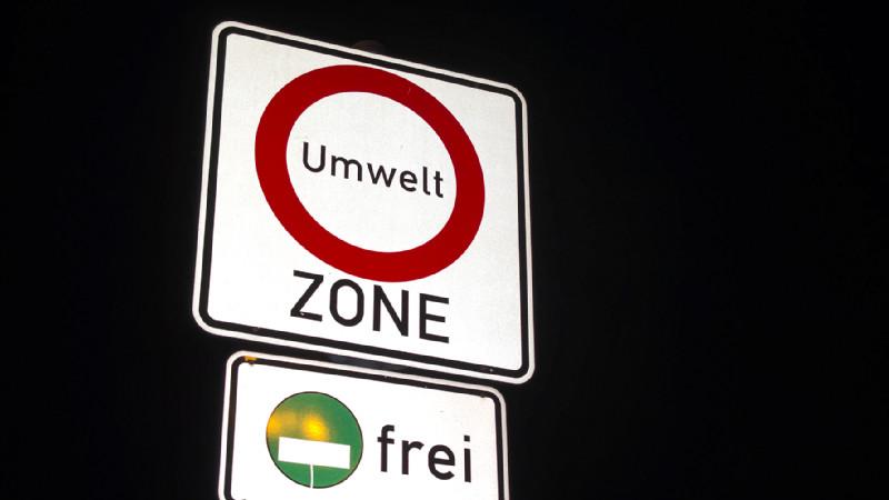 Luftqualität am Beispiel der Umweltzone Leipzig. Foto: Tilo Arnhold/TROPOS