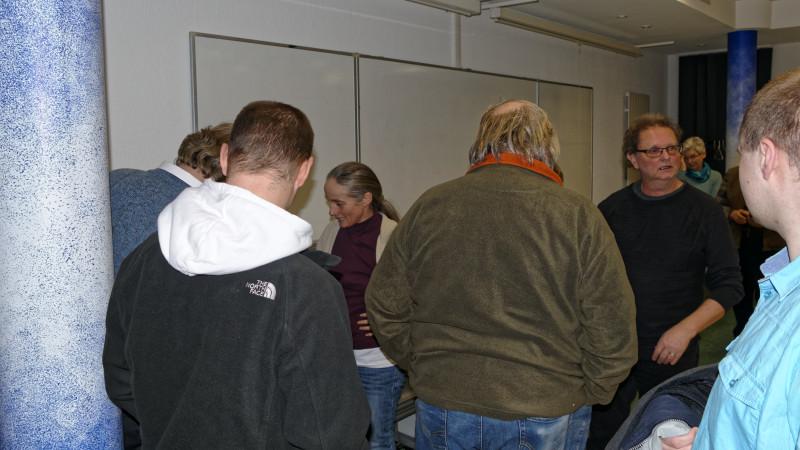 Informationsveranstaltung am 5.12.16. Foto: Tilo Arnhold, TROPOS