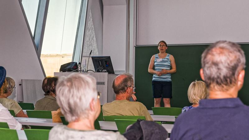 Dr. habil. Kerstin Schepanski (TROPOS): Weht der Saharastaub bis nach Leipzig?