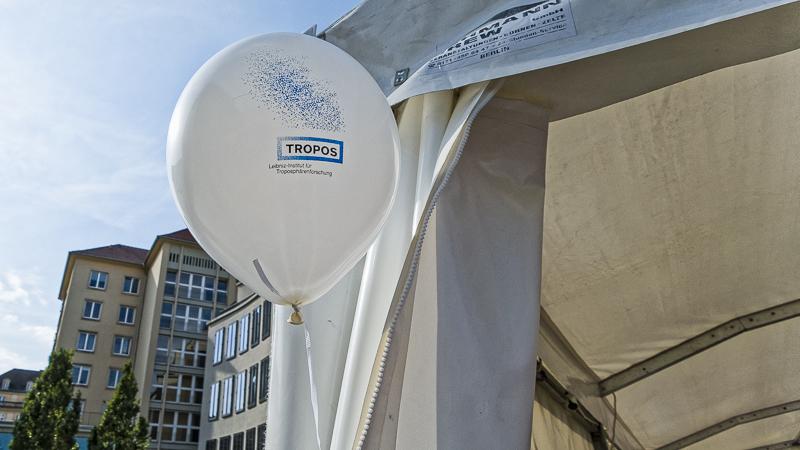 Luft - eines der Forschungsthemen des TROPOS. Foto: Honey Alas, TROPOS