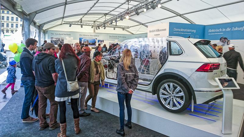Wissenschaftsmeile: Volkswagen Sachsen. Foto: Tilo Arnhold, TROPOS