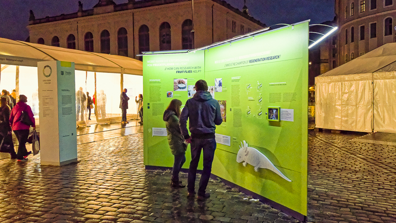 Wissenschaftsmeile: Dresden Concept. Foto: Tilo Arnhold, TROPOS