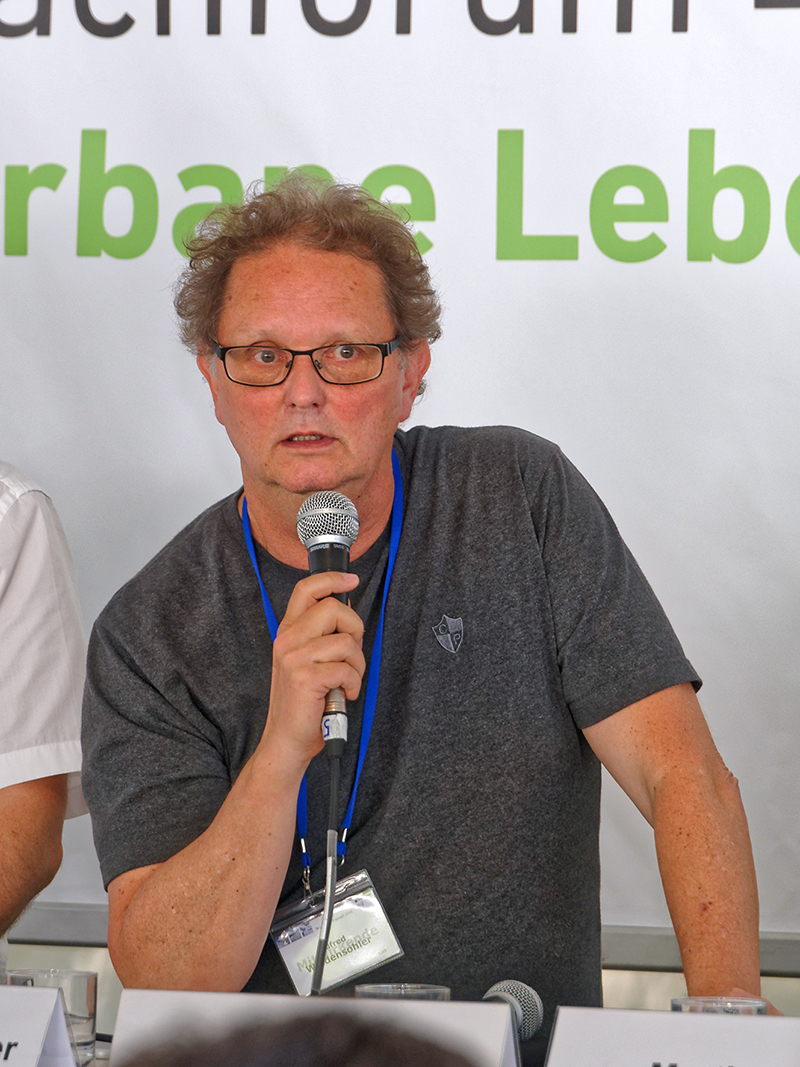 Prof. Alfred Wiedensohler ist einer von lediglich elf Wissenschaftlern aus Deutschland, die das aktuelle Zitations-Ranking von Thomson Reuters im Bereich der Geowissenschaften aufgelistet hat. Foto: Tilo Arnhold, TROPOS