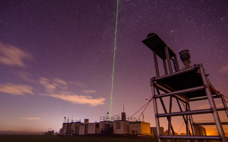 Zu den Beobachtungsplattformen, die TROPOS in ACTRIS-D einbringt, gehört auch das Observatorium in Melpitz/Sachsen. Die Die Forschungsstation in der Nähe von Leipzig ist eine regionale Hintergrund-Station und repräsentiert die Luftqualität im nordostdeutschen Tiefland. Seit den 1990er Jahren wird die Luftqualität dort kontinuierlich gemessen.  Foto: Tilo Arnhold, TROPOS
