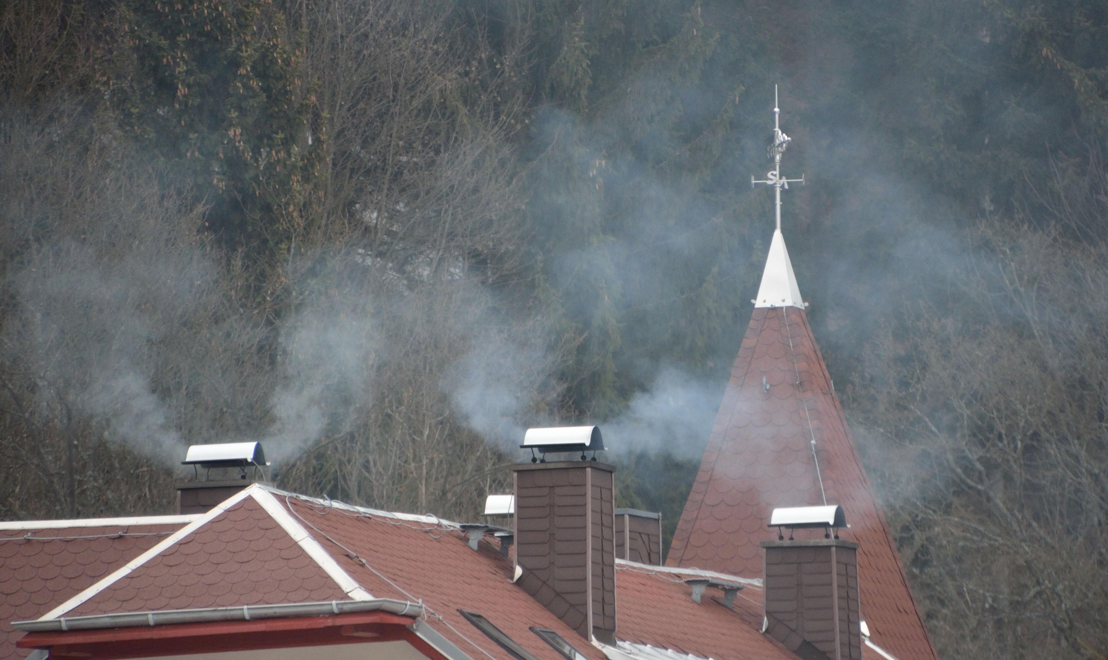 Luftverschmutzung. Foto: Tilo Arnhold/TROPOS