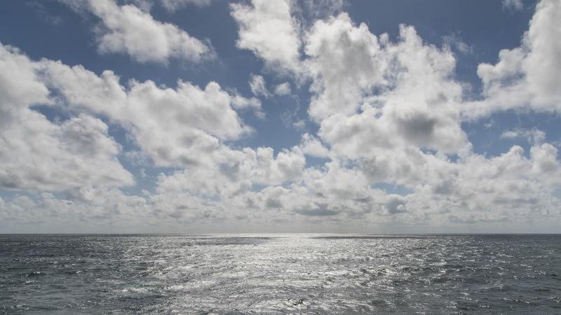 Wolken und Meer (Foto: Tilo Arnhold, TROPOS)